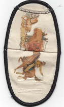 Stagecoach and rider on beige2