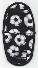 Small Socker Balls on Black2
