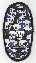 Spooky Skulls on Black2