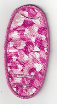 Small Hearts on Bright Pink. GN21P